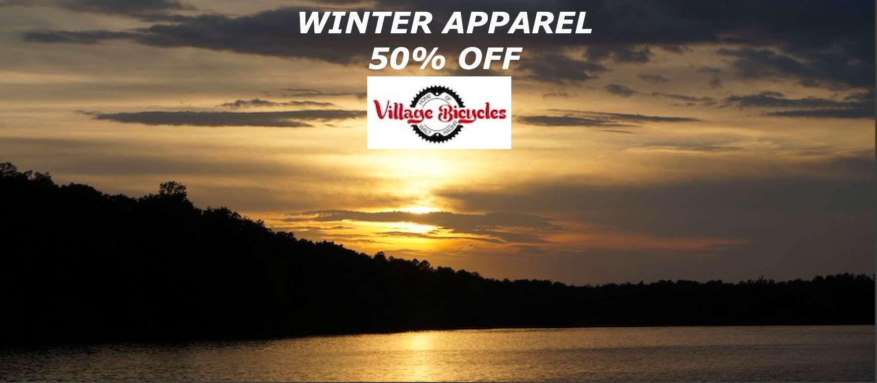 Village Bicycles Winter Apparel sale